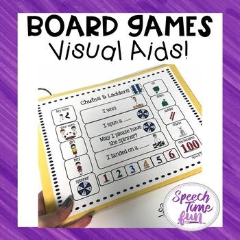 Board Games Visual Aids