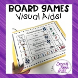 Board Games Visual Aids