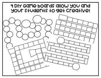 Board Games for ANY Subject