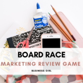 Board Race Marketing Unit Review Game