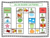 Board game / Jeu de Société- Living Things - French