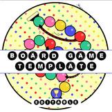 Board game template editable 1