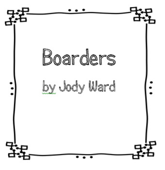 Clipart Frames & Boarders