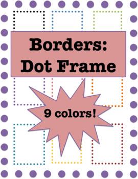 Borders: Dot Frame