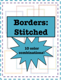 Borders: Stitched
