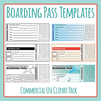 Pass Templates Worksheets Teaching Resources Tpt