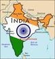 China vs india Geography