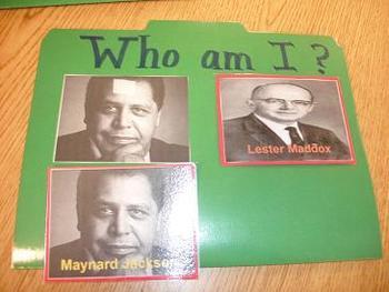 Civil Rights- Jackson/Maddox
