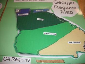 Georgia Studies/Regions