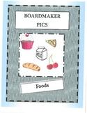 Boardmaker Pictures-foods
