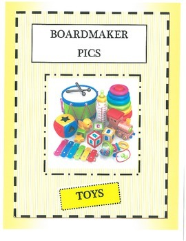 Boardmaker Pictures-toys