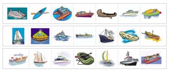 Boat Cutting Strips