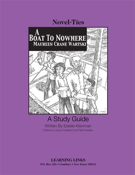 Boat to Nowhere - Novel-Ties Study Guide