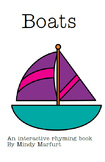Boats-An Interactive Preschool Rhyming Book