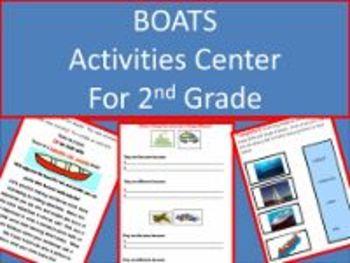 Boats Activities Center