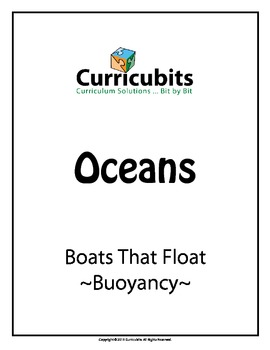 Boats That Float - Buoyancy | Theme: Oceans | Scripted Afterschool Activity