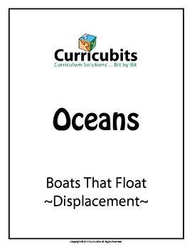 Boats That Float - Displacement | Theme: Oceans | Scripted Afterschool Activity