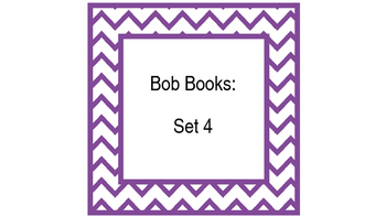 Bob Book Levels