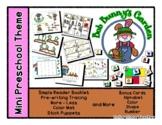 Bob Bunny's Garden - Mini Preschool Theme - Spring / Easte