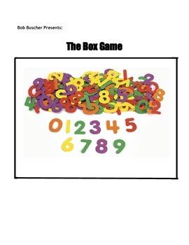 Bob Buscher Presents The Box Game