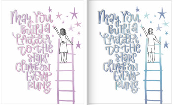 """Bob Dylan: """"May you build a ladder to the stars and climb on every rung"""" lyrics"""