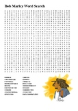 Bob Marley Word Search