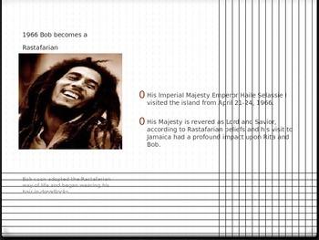 Black History- Bob Marley's Life