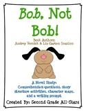 Bob, Not Bob!  story activities