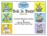 Bob is Busy Telling Time Center/Activity