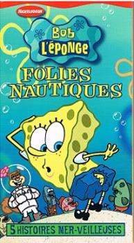 Bob l'Éponge Folies nautiques