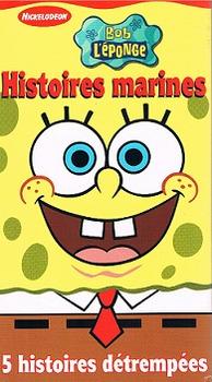 Bob l'Éponge Histoires marines