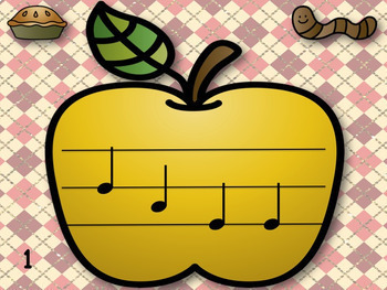 Bobbing for Apples - Interactive mi-re-do Practice Game