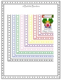 Bobble Borders and Frames By Teaching for Fun Commerical Use OK