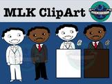 MLK Clip Art