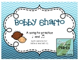 Bobby Shafto - A Song to Teach Quarter, Two Eighths