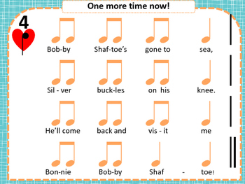 Bobby Shaftoe - A Song for Ta & Ti-ti