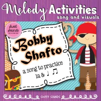Bobby Shafto {La Practice Pack}