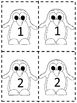 Penguin Winter Number Matching, Counting Game, Numbers 1-10