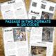 Bobcat: Informational Article, QR Code Research & Fact Sort