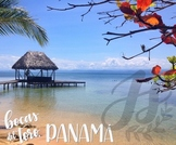 PHOTO: Bocas del Toro, Panamá (Spanish label)