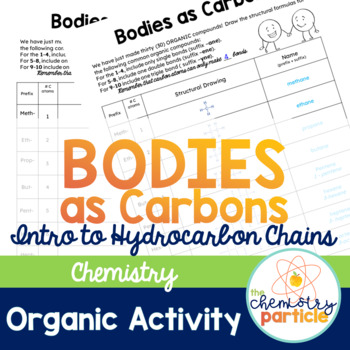 Bodies as Carbons - An Interactive Intro to Carbon Chemistry