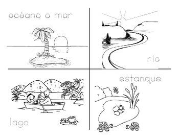 My Bodies of Water Book (Mi Libro de Cuerpos de Agua) in English and Spanish