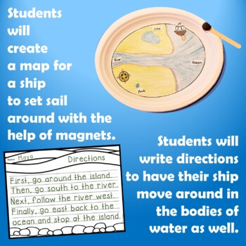 Bodies of Water: Develop a Model Science Activities