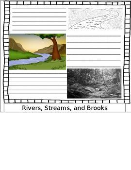 Bodies of Water Flipbook