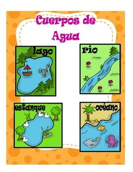 "Bodies of Water/Landforms ""Agua & Tierra"""