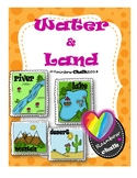 "Bodies of Water/Landforms ""Water & Land"""