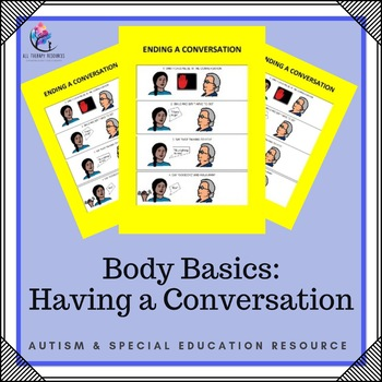 Body Basics - Having a Conversation with Others