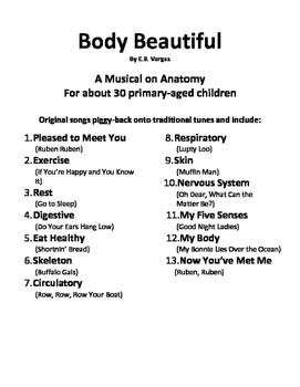 Body Beautiful - A Musical on Anatomy