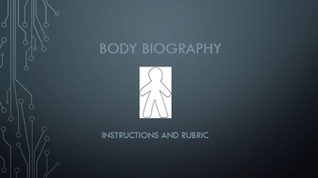 Body Biography Instructions and Rubric