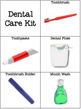 ASSEMBLY TASK Body Care Kits